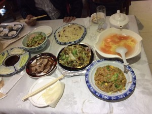 北京料理と北京ダック